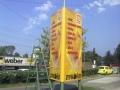 Билборд на Лукойл - Бургас
