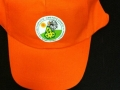 Рекламна върху шапки