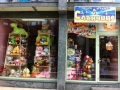 Табела на магазин за детски играчки - Бургас