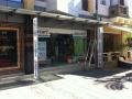 Витрини на магазин - бургас